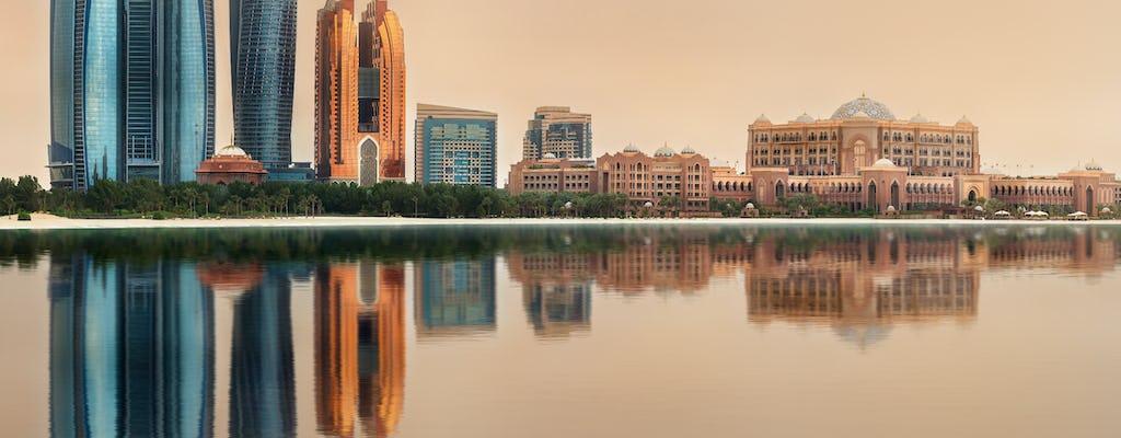 Excursão pela cidade de Abu Dhabi saindo de Abu Dhabi