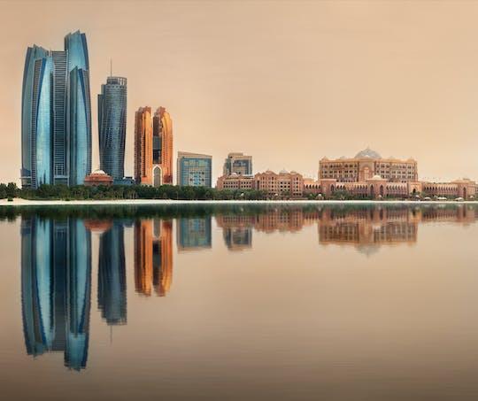 Wycieczka po Abu Dhabi