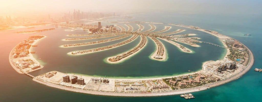 Tour instantâneo por Dubai