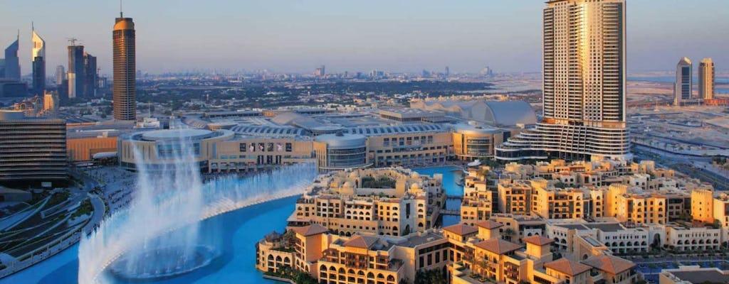 Journée complète à Dubaï depuis Abou Dhabi avec déjeuner optionnel