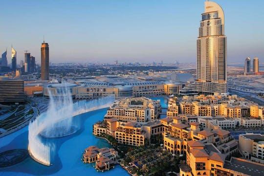 Dubai Ganztagestour ab Abu Dhabi mit fakultativem Mittagessen