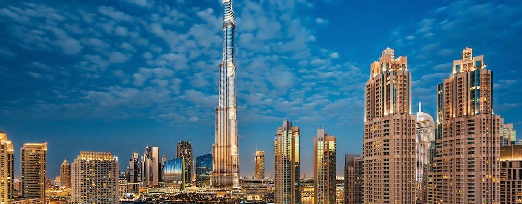 Tour di una giornata intera di Dubai con Burj Khalifa