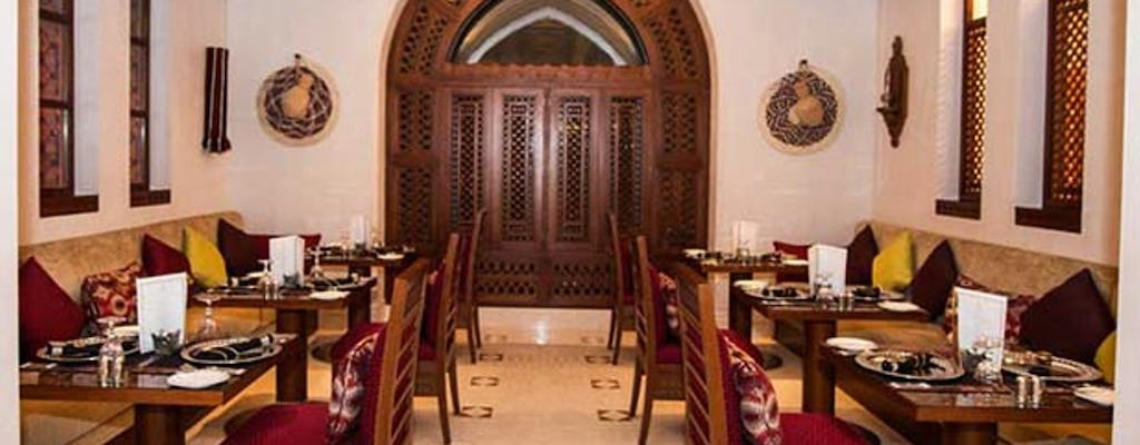 Muscat night tour and dinner at Al Angham Opera House
