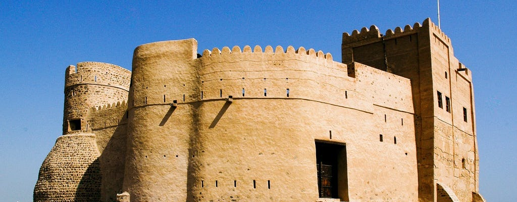 Fujairah and Dibba private city tour from Ras Al Khaimah