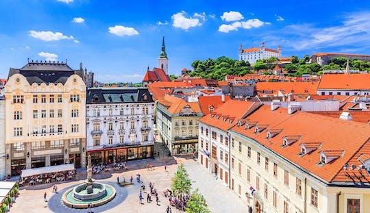 Частный тур из Вены в Братиславу с транспортом и гидом