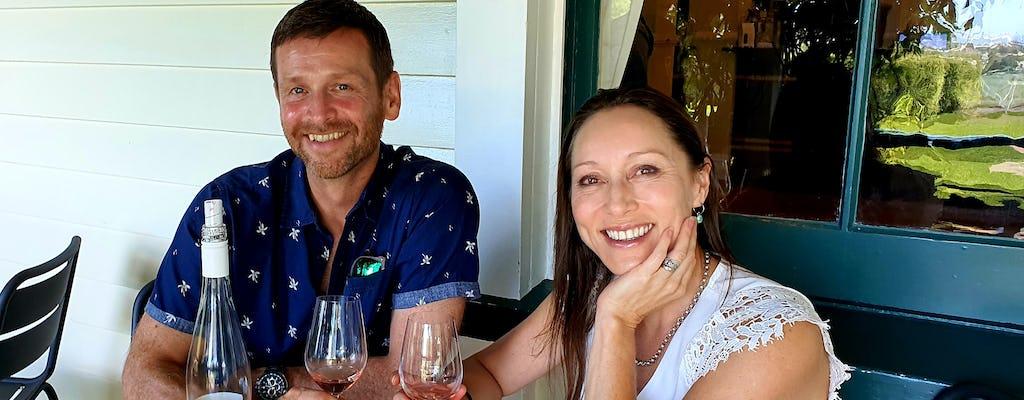 Tour privado por Napier com degustação de vinhos