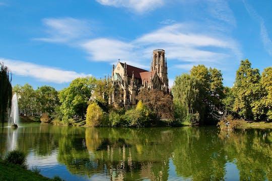 Self-guided discovery walk in Stuttgart - uncovering hidden gems
