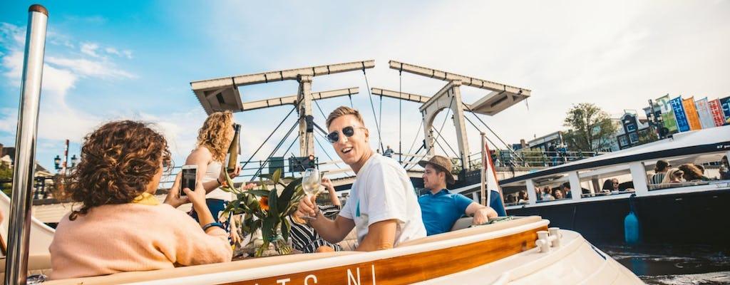 Круиз по Амстердамскому каналу для взрослых