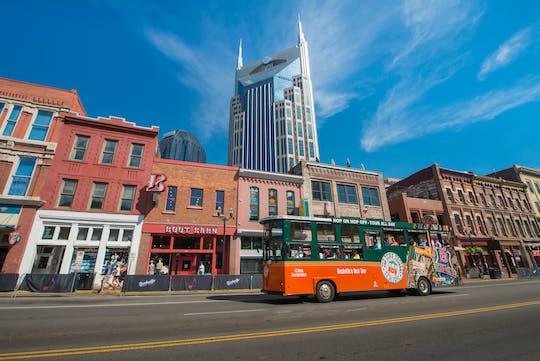 Pase Circle Nash con recorrido en tranvía, Museo Johnny Cash y NMAAM