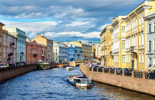 San Pietroburgo: tour a piedi del centro città