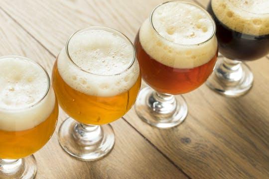 Выберите 3 прохода для пивоварения в Норфолке
