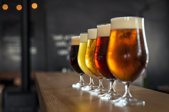 Выберите 6 перевалов для пивоварения в Норфолке