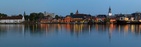 Highlights of Aalborg private walking tour