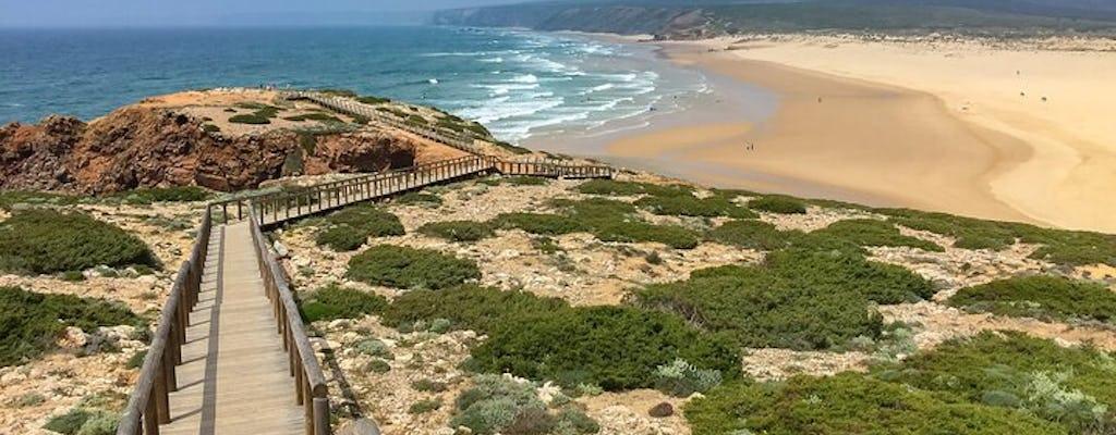 Lezioni di surf da spiaggia a Carrapateira