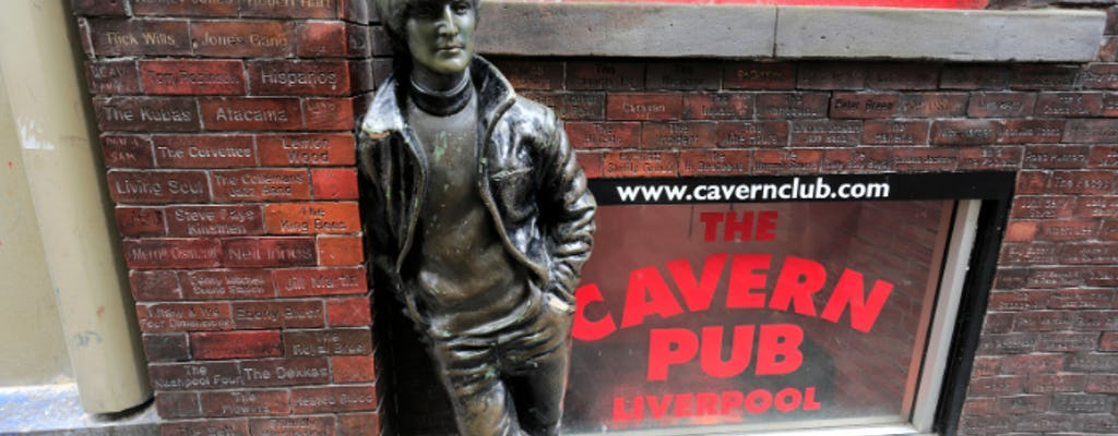 Passeio privado a pé pelos Beatles em Liverpool
