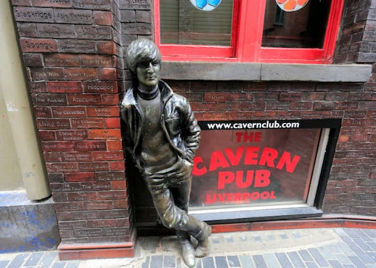 Private Liverpool Beatles walking tour