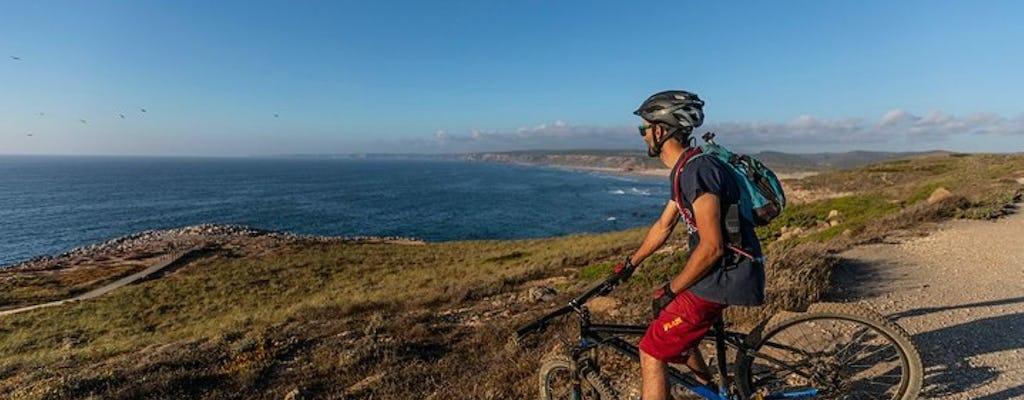Carrapateira mountain bike premium con noleggio full suspension