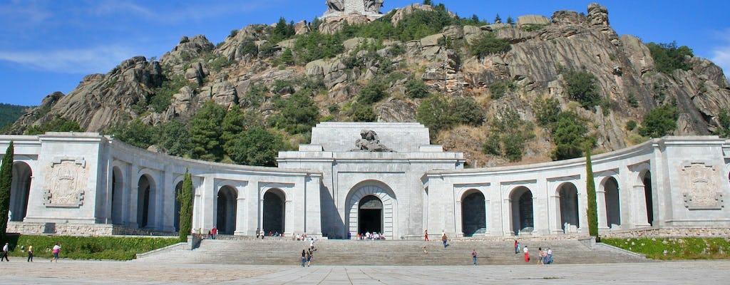 Nowa trasa Escorial i Valley of the Fallen z Madrytu