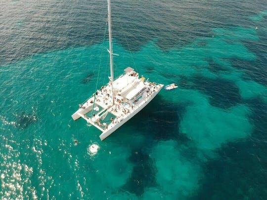 Formentera Catamaran Tour Ticket