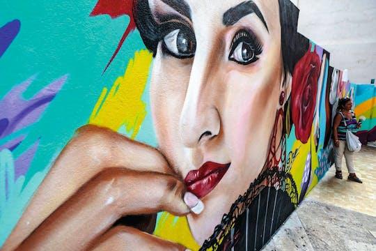 Malaga STEP Walking Tour of Soho Urban Art