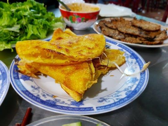Passeio gastronômico Da Nang de moto com motorista