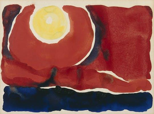 'Georgia O'Keeffe' + biglietto per museo e mostra