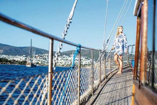 Bodrum VIP Cruise for Adults by Outback Yachting