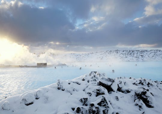 Golden Circle and Blue Lagoon admission tickets with Kerid Volcanic Crater