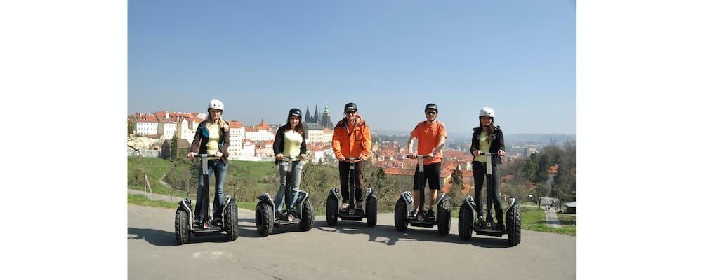 Tour privado en scooter autoequilibrado con recogida y devolución