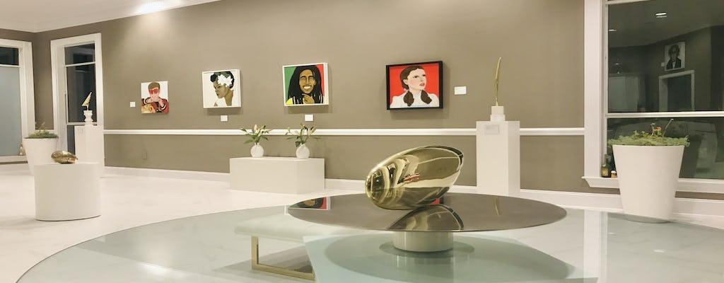Visite exclusive de THE ICONS MUSEUM à la Nouvelle-Orléans
