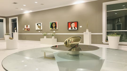 Tour esclusivo di THE ICONS MUSEUM a New Orleans
