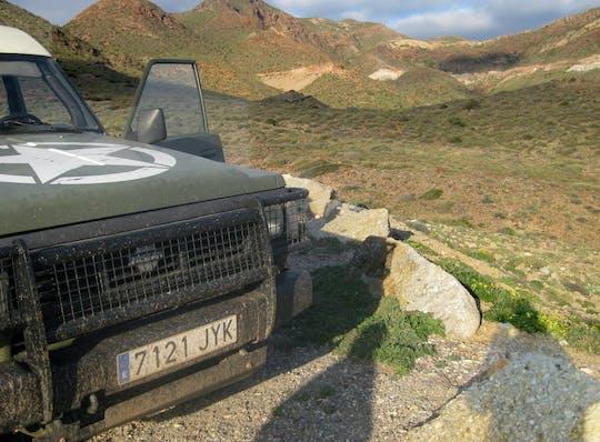 Private 4x4 Cabo de Gata Film Tour