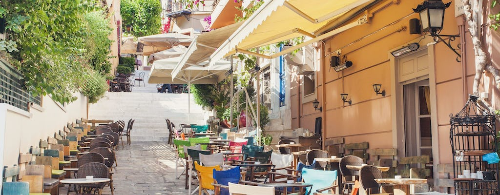 Athens Iconic Insiders Tour