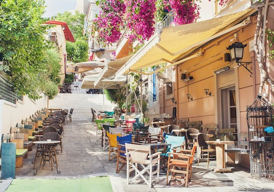 Athen Iconic Insiders Tour