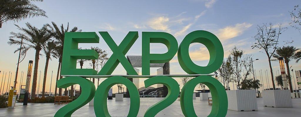 COMBO: Ingresso de um dia para Dubai Expo 2020
