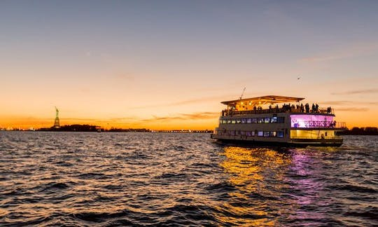 New York Alive After Five Cocktail Cruise