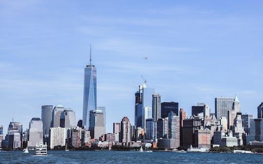 Crucero con brunch por Nueva York desde el muelle 15