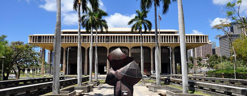 Recorrido en Segway ™ guiado por la historia y la cultura de Honolulu
