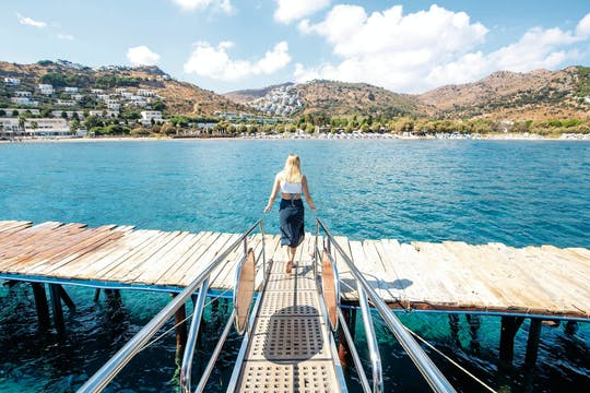 Bodrum Private Boat Cruise