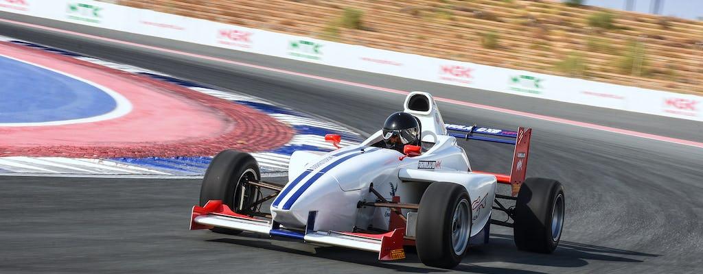 Descubra a experiência de direção do Formula DXB Max