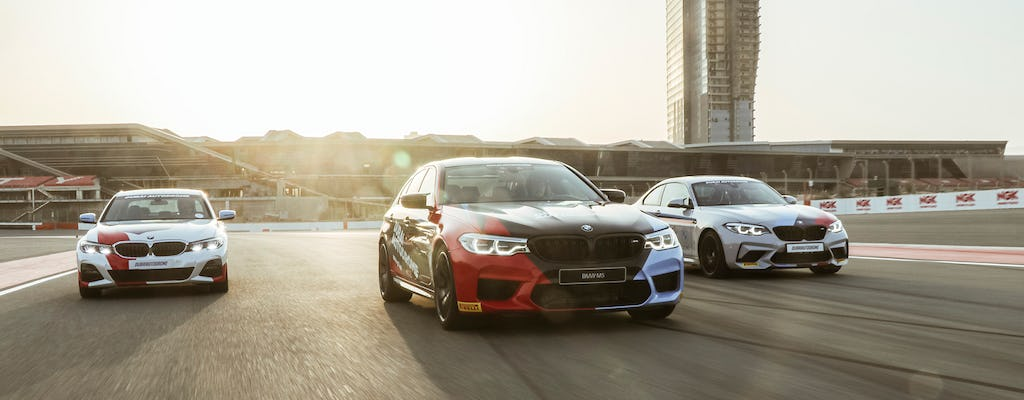 BMW M2 Competition driving experience
