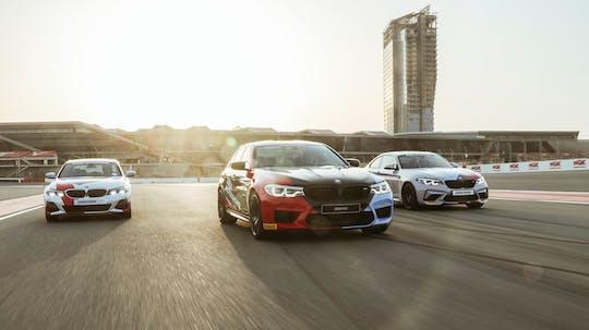 Experiencia de conducción BMW M2 Competition