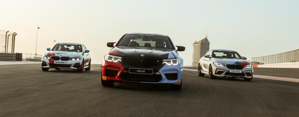 Entdecken Sie das BMW M2 Fahrgasterlebnis