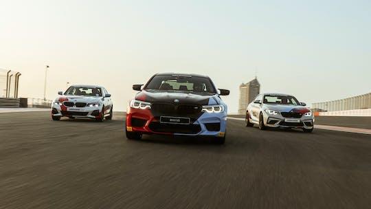 Scopri l'esperienza da brivido del passeggero BMW M2