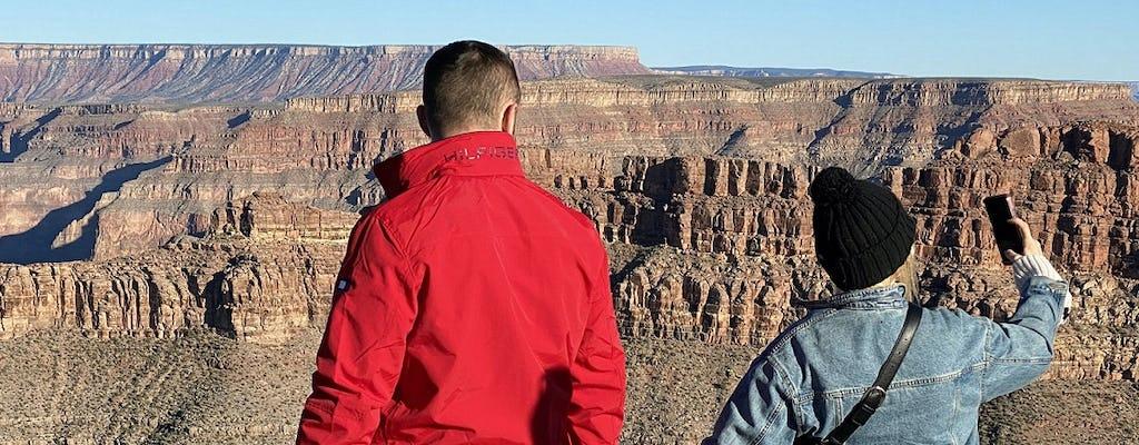 Tour de un día por el borde oeste del Gran Cañón desde Las Vegas