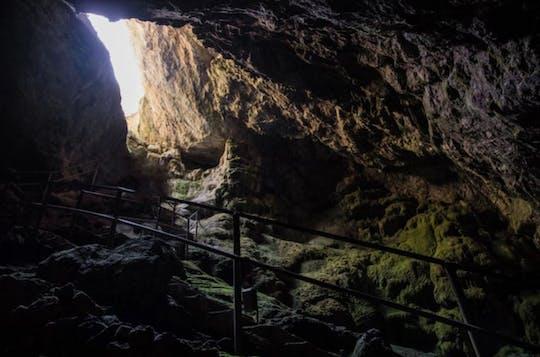Prywatna wycieczka do jaskini Zeusa i pałacu w Knossos z Lasiti