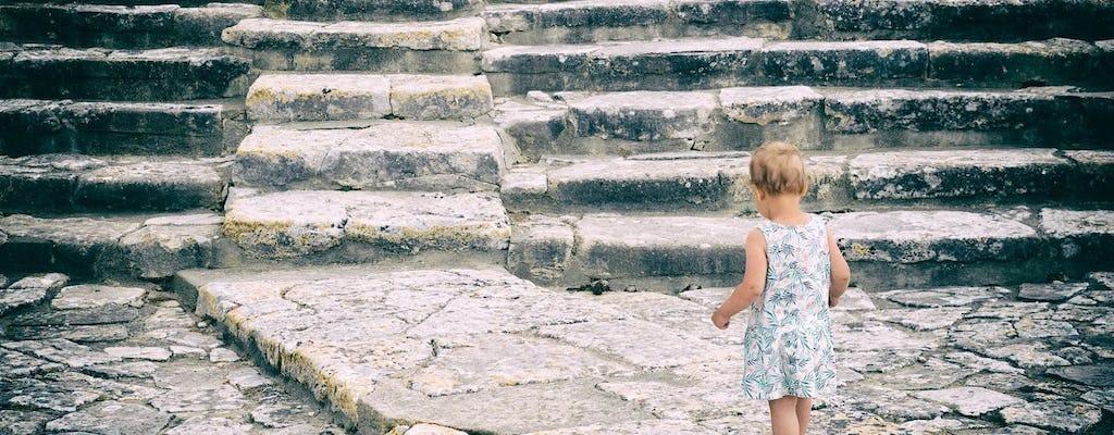 Visita guiada privada al camino cristiano en Creta