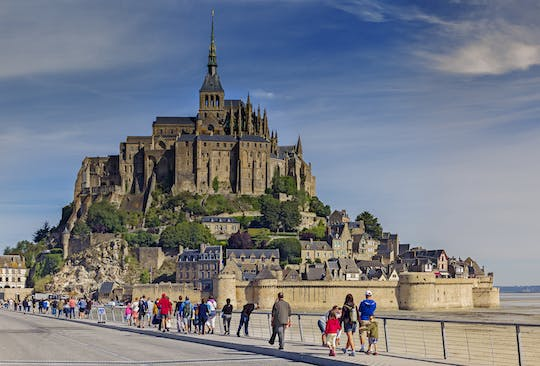 Mont Saint-Michel private guided tour from Caen