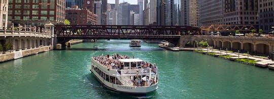 Recorrido por la arquitectura del río Chicago de 90 minutos de Wendella
