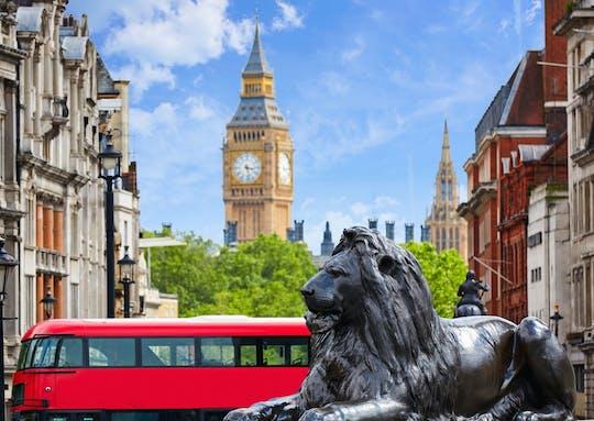 London top sights walking tour